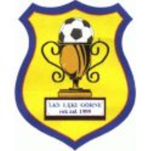 Herb klubu Łęki Górne