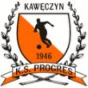 Herb klubu Progres Kawęczyn Sędziszowski