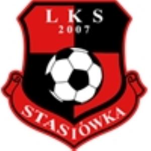 Herb klubu LKS Stasiówka