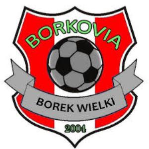 Herb klubu Borkovia Borek Wielki