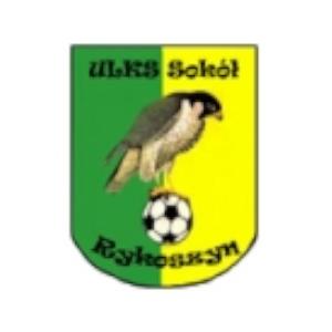 Herb klubu SOKÓŁ-NORDKALK Rykoszyn
