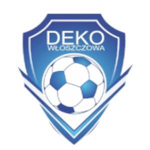 Herb klubu PUKS DEKO Włoszczowa