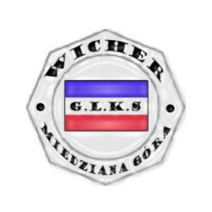 Herb klubu WICHER Miedziana Góra