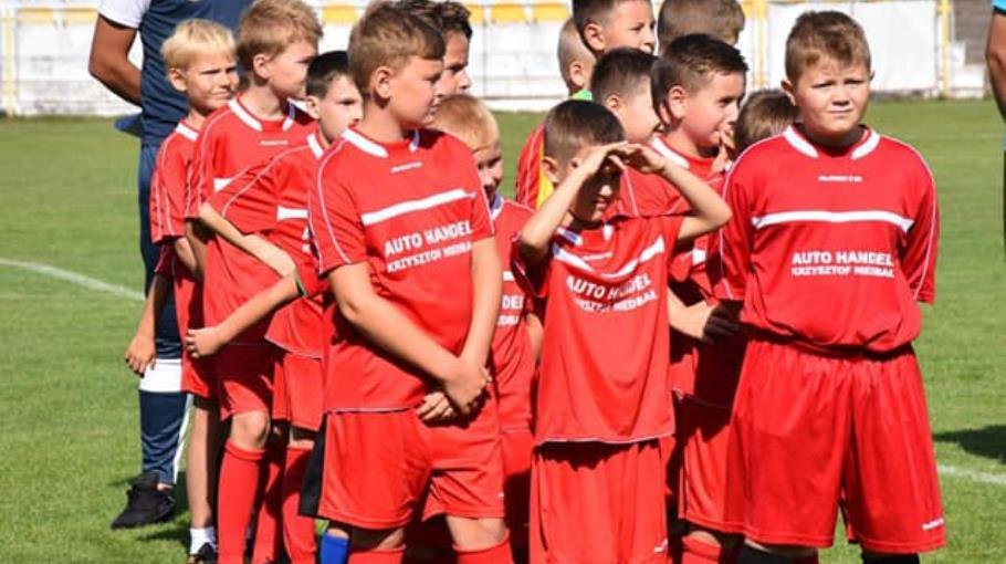 Wracamy z treningami dla najmłodszych zawodników!