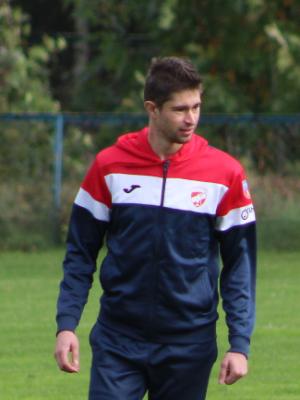 Zdjęcie członka Daniel Kuterasiński w klubie Bucovia Bukowa
