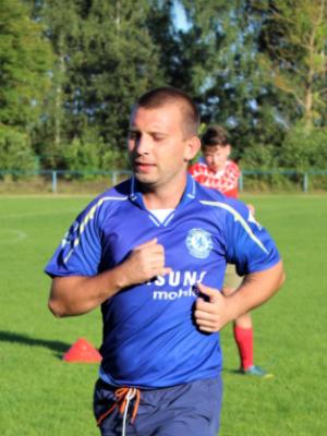 Zdjęcie członka Mateusz Lipski w klubie Bucovia Bukowa