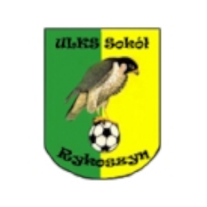 Herb klubu UKS SOKÓŁ-NORDKALK Rykoszyn