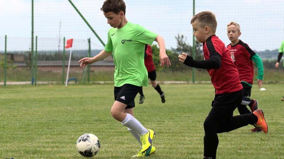 Ekipa orlików uczestniczyła w turnieju w Sobkowie!