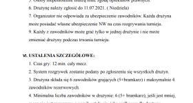 "Regulamin ""Bucovia Cup III"" obrazek 3"