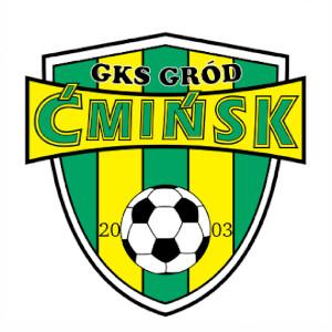 Herb klubu GKS GRÓD Ćmińsk
