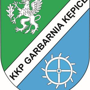 Herb klubu Garbarnia Kępice