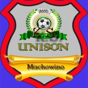 Herb klubu Unison Machowino