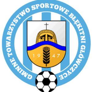 Herb klubu Błękitni Główczyce