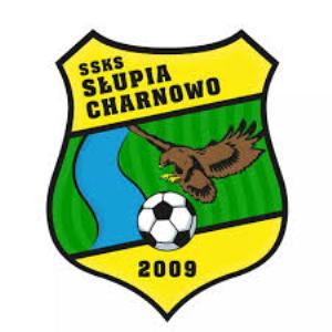 Herb klubu Słupia Charnowo