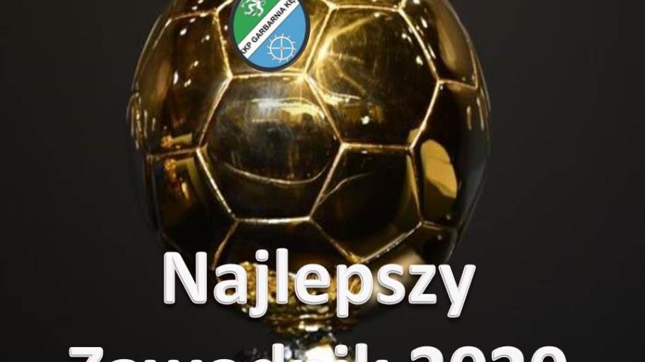 Najlepszy piłkarz roku 2020