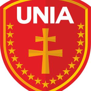 Herb klubu Unia Małogoszcz
