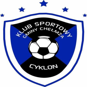Herb klubu Klub Sportowy Gminy Chełmża Cyklon
