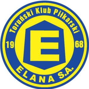 Herb klubu Elana II Toruń