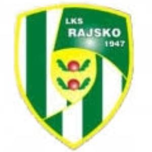 Herb klubu LKS Rajsko