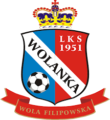 Herb klubu Wolanka Wola Filipowska