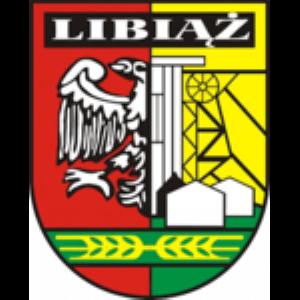 Herb klubu MKS LIBIĄŻ