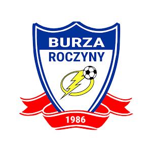 Herb klubu Burza Roczyny