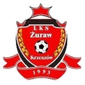 Herb klubu Żuraw Krzeszów