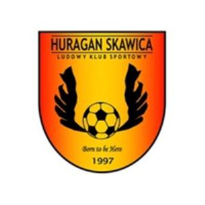 Herb klubu Huragan Skawica