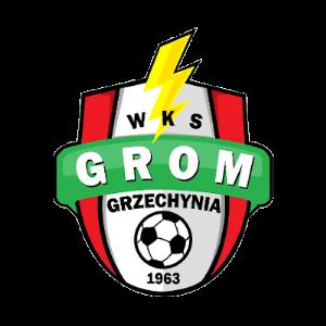 Herb klubu Grom Grzechynia