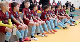 Drużyna młodzik w kwalifikacjach do Clico Cup XIX