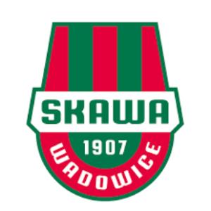 Herb klubu Skawa Wadowice