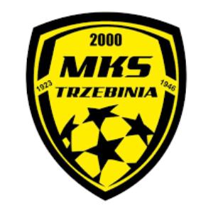 Herb klubu MKS Trzebinia