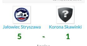 Wygrana z LKS Korona Skawinki