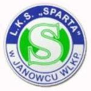 Herb klubu Sparta Janowiec Wielkopolski