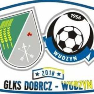 Herb klubu GLKS Dobrcz-Wudzyn