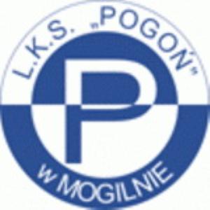 Herb klubu Pogoń II Mogilno