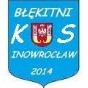 Herb klubu Błękitni Inowrocław