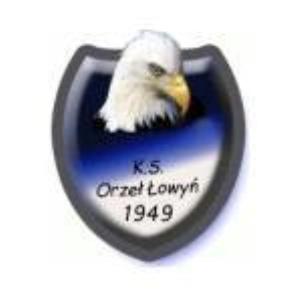 Herb klubu Orzeł Łowyń