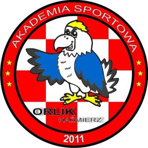 Herb klubu AS Orlik Kaźmierz