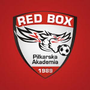 Herb klubu RED BOX Poznań Suchy Las