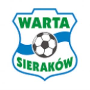 Herb klubu KP Warta Sieraków