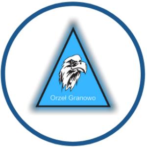 Herb klubu ORZEŁ Granowo