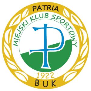 Herb klubu PATRIA Buk