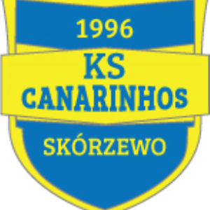 Herb klubu KS CANARINHOS Skórzewo