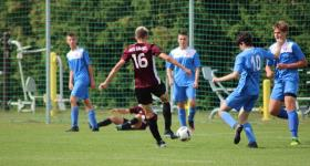 Junior Młodszy   Gałowo - Kaźmierz  28.08.2021   (1-0) obrazek 28