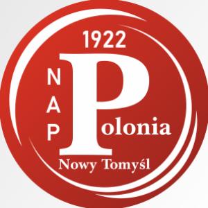 Herb klubu NAP POLONIA NOWY TOMYŚL
