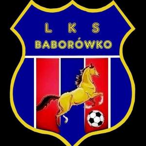Herb klubu LKS Baborówko