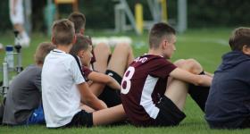 Junior Młodszy  Kłos-Lipno Stęszew 15.09.2021 (1-3) obrazek 62