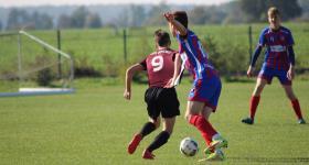 Junior Młodszy  KŁOS Gałowo - Klub Sportowy OBRA Zbąszyń  02.10.2021  (2:1) obrazek 4