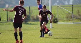Junior Młodszy  KŁOS Gałowo - Klub Sportowy OBRA Zbąszyń  02.10.2021  (2:1) obrazek 50